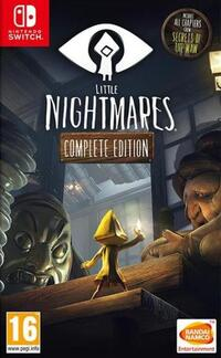 Little Nightmares (Complete Edition)-Nintendo Switch