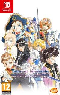Tales Of Vesperia (Definitive Edition)-Nintendo Switch