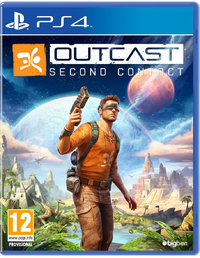 Outcast - Second Contact-Sony PlayStation 4