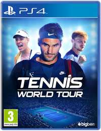 Tennis World Tour-Sony PlayStation 4
