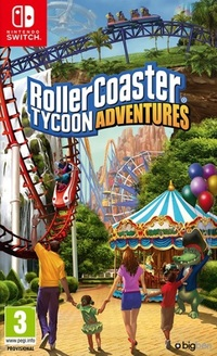 Rollercoaster Tycoon - Adventures-Nintendo Switch