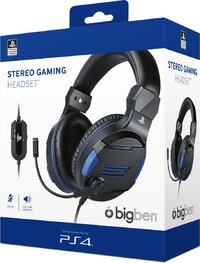 Big Ben PS4 Gaming Headset - (PS4)-Accessoires