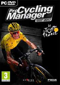 Pro Cyclingmanager 2017-PC CD-DVD