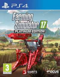 Farming Simulator 17 (Platinum Edition)-Sony PlayStation 4