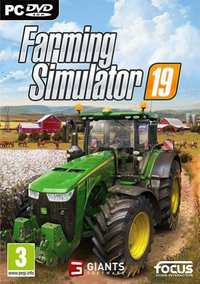 Farming Simulator 19-PC CD-DVD
