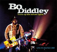 Turn Up The House-Diddley Bo-CD