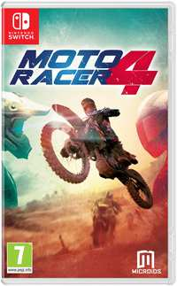 Moto Racer 4-Nintendo Switch