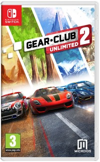 Gear Club Unlimited 2-Nintendo Switch