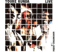 Live Paris Ziguinchor-Toure Kunda-CD