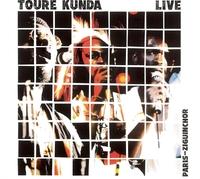 Live Paris Ziguinchor-Toure Kunda-CD