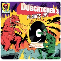 Dubcatcher III - Flame's Up-DJ Vadim-LP