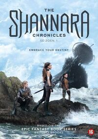 Shannara Chronicles - Seizoen 1-DVD