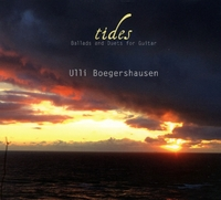 Tides. Ballads And Duets For Guitar-Ulli Bogershausen-CD