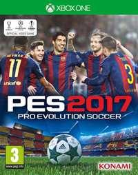 Pro Evolution Soccer 2017-Microsoft XBox One