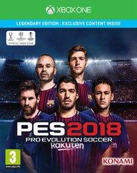 Pro Evolution Soccer 2018 (Legendary Edition)-Microsoft XBox One
