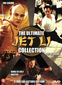 Jet Li - The Ultimate Collection-DVD