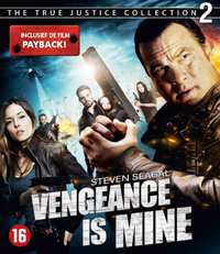 Vengeance Is Mine-Blu-Ray