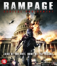 Rampage 2 - Capital Punishment-Blu-Ray