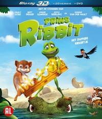 Prins Ribbit (3D En 2D Blu-Ray + DVD)-3D Blu-Ray
