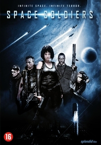 Space Soldiers-DVD