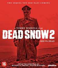Dead Snow 2 - Red VS Dead-Blu-Ray