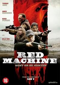 Red Machine-DVD