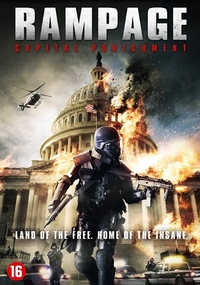 Rampage 2 - Capital Punishment-DVD