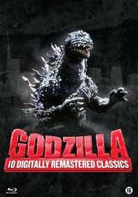 Godzilla: Remastered Classics Limited Edition-Blu-Ray