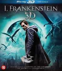I Frankenstein (3D En 2D Blu-Ray) (Steelbook)-3D Blu-Ray