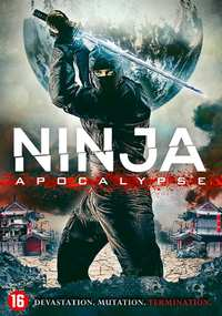 Ninja Apocalypse-DVD