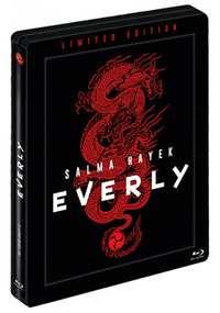 Everly Steelbook-Blu-Ray