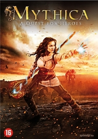 Mythica - A Quest For Heroes-DVD