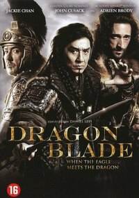 Dragon Blade-DVD
