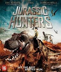 Jurassic Hunters-Blu-Ray