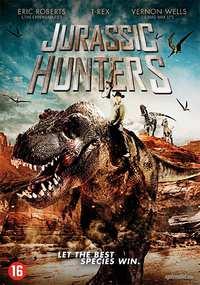 Jurassic Hunters-DVD