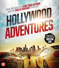 Hollywood Adventures-Blu-Ray