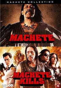 Machete 1 & 2-DVD