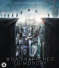 What Happened To Monday-Blu-Ray