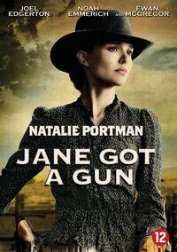 Jane Got A Gun-DVD