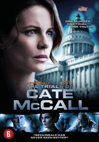 Trials Of Cate McCall-DVD