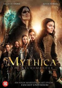 Mythica - The Necromancer-DVD