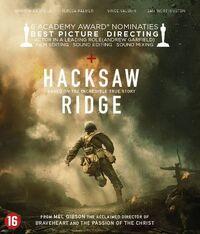 Hacksaw Ridge-Blu-Ray