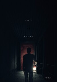 It Comes At Night-DVD