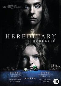 Hereditary-DVD