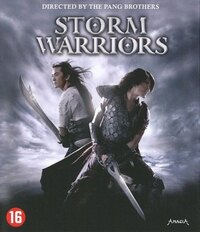 Storm Warriors-Blu-Ray