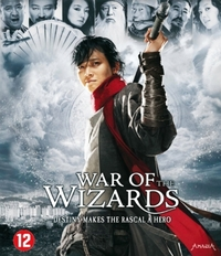 War Of The Wizards-Blu-Ray