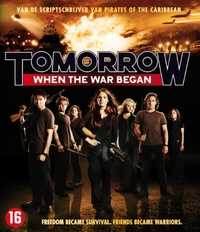 Tomorrow When The War Began-Blu-Ray