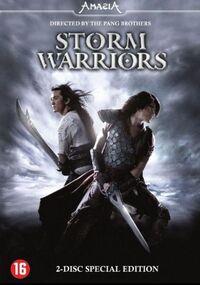 Storm Warriors-DVD