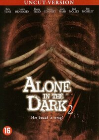 Alone In The Dark 2-DVD