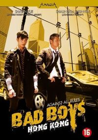Bad Boys Hongkong-DVD